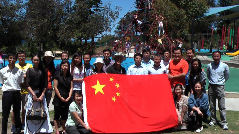 Hitxy Leaders Visit Sydney 118